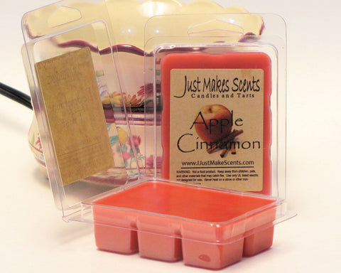 Apple Cinnamon Scented Wax Melts