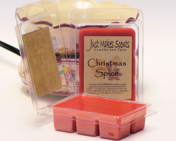 Christmas Spice Scented Wax Melts