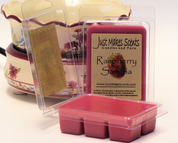 Raspberry Sangria Scented Wax Melts