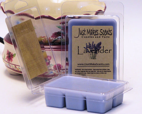 Lavender Scented Wax Melts