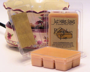 Pumpkin Pie Scented Wax Melts