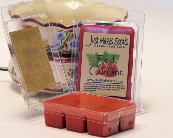 Red Currant Scented Wax Melts