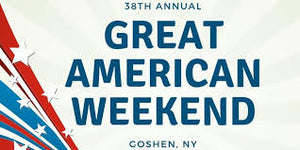 Great American Weekend. July 6th & 7th