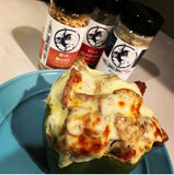 Cheesteak Stuffed Peppers using Meal Prep Spices by Spice Beast