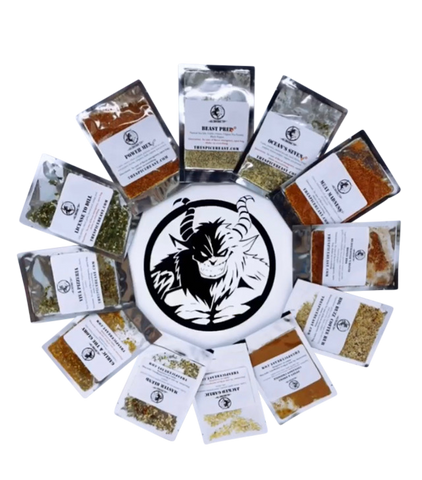 Meal Prep Survival Kit Sample Pack - Free Shipping