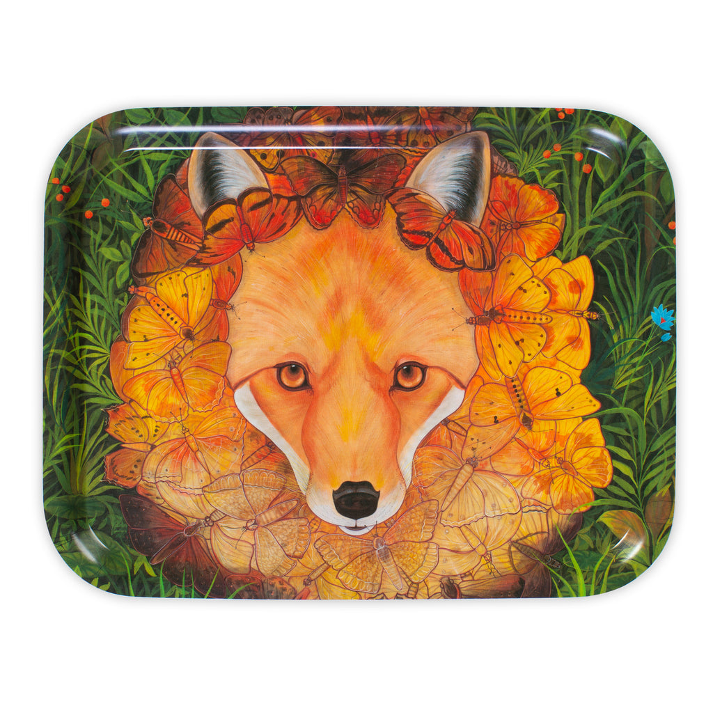 Queen of the Jungle 36 cm by 28 cm Tray