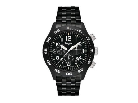 Traser H3 Mens Watch Professional Officer Chrono Pro P6704.3A3.I2.01 / 103349