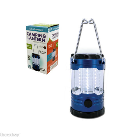 DIMMABLE LED Lantern + COMPASS Camping Light Hunting Outdoor Emergency Lighting