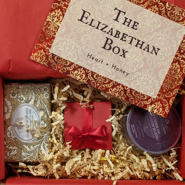 December - The Elizabethan Box