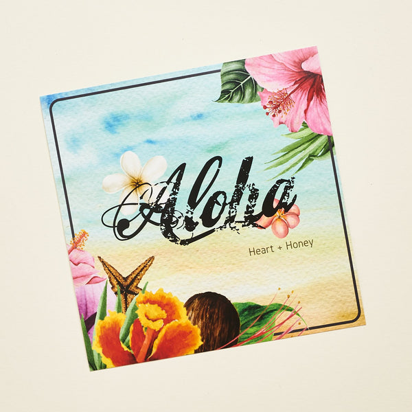 August -  Queen Bee Aloha Box