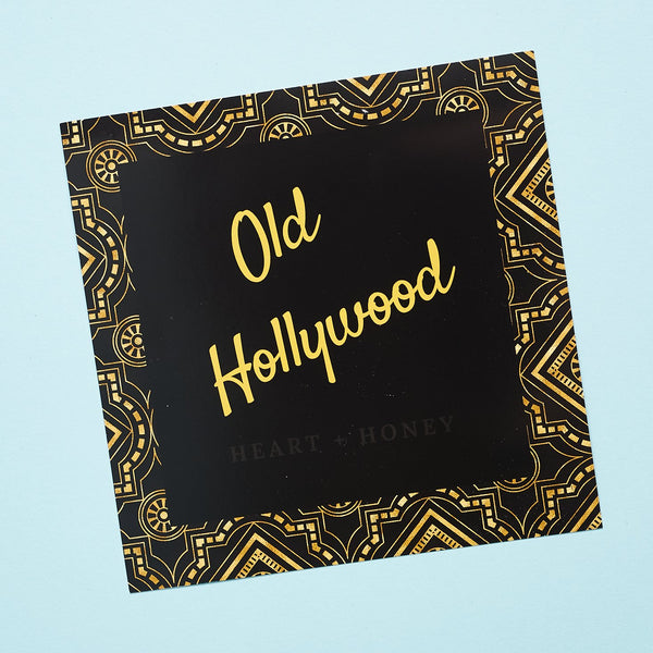 June - Old Hollywood
