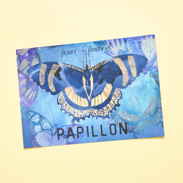 January -  The Papillon Box