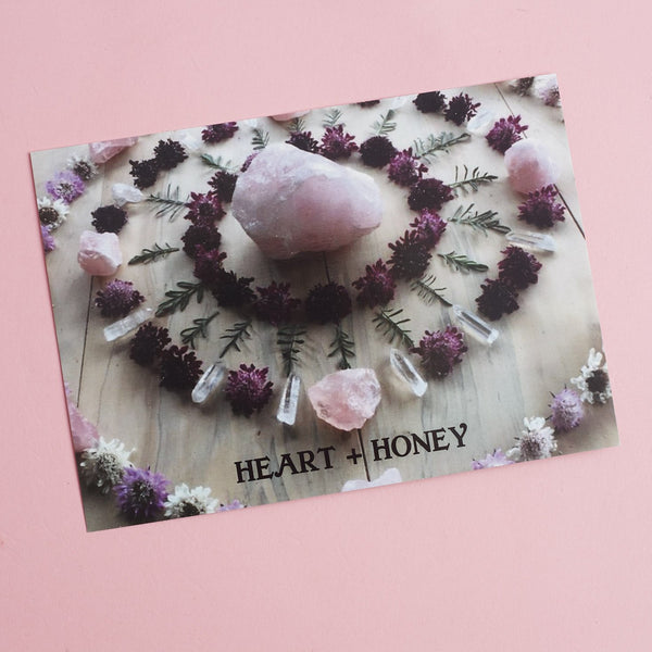 Rose Quartz: Love, Compassion, Joy