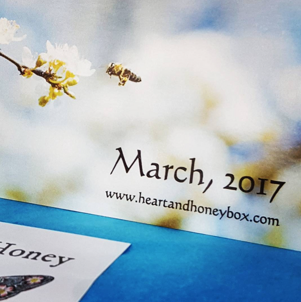 Our March Theme: Honey - The Original Aphrodisiac