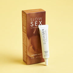 slow sex clitoral balm