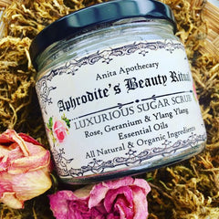 Aphrodite beauty scrub