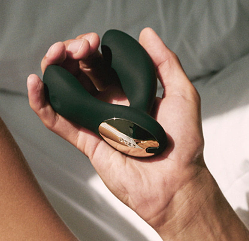 Lelo Hugo Prostate Massager with Remote Control