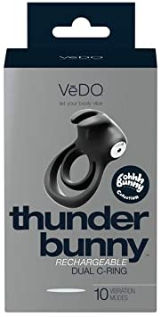 Thunder Bunny Rechargeable Vibrating Ring