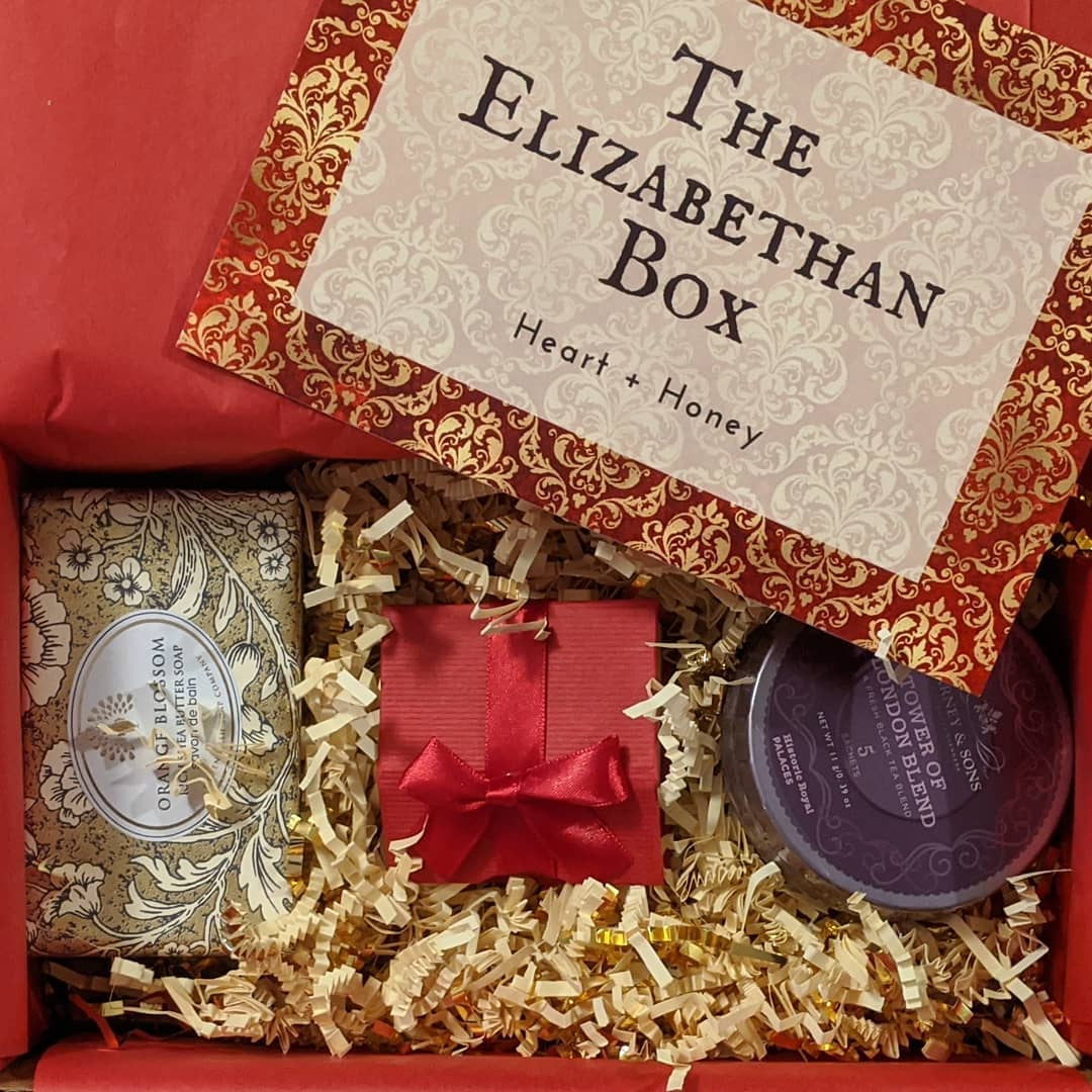 The Elizabethan Box