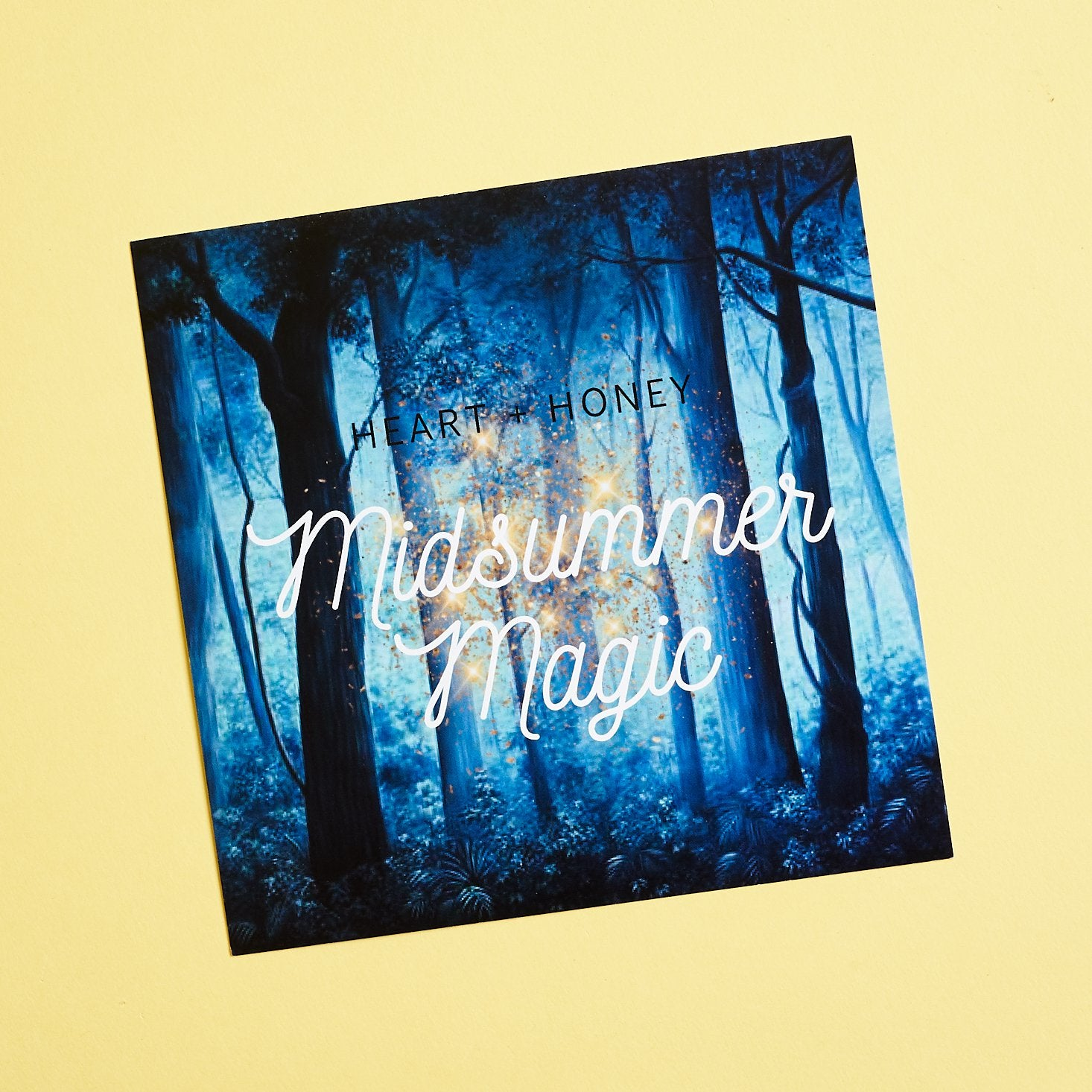 Midsummer Magic Box
