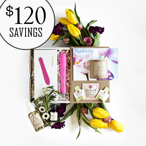 Queen Bee Box One-Year Subscription