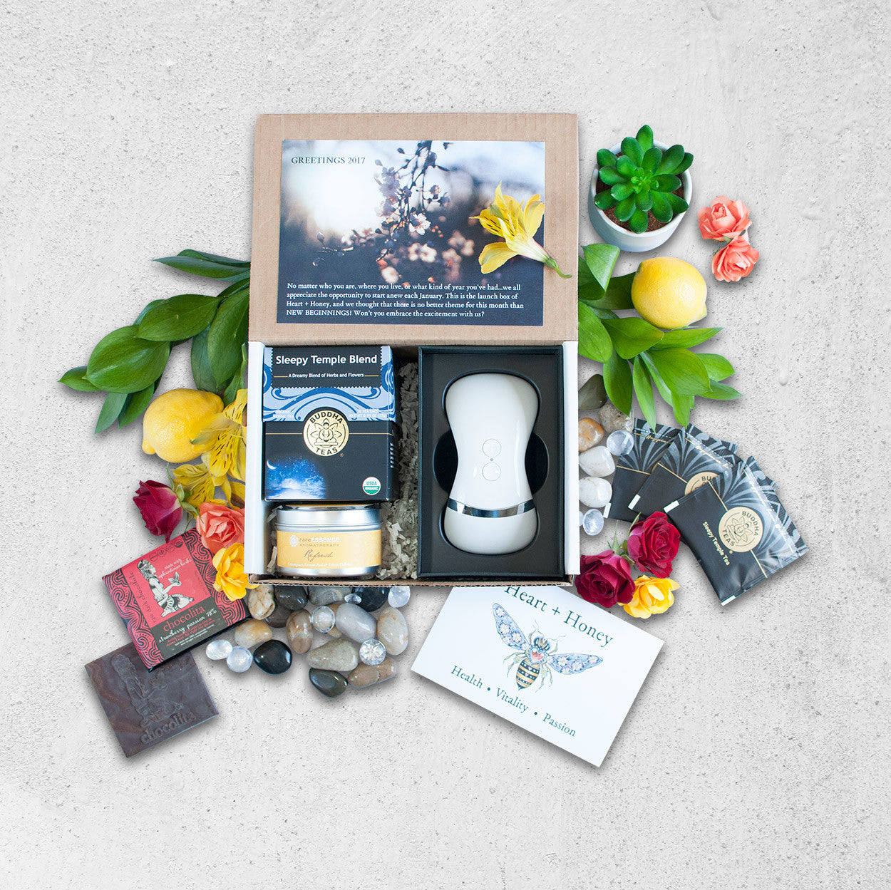 Bumble Bee Box Three-Month Subscription