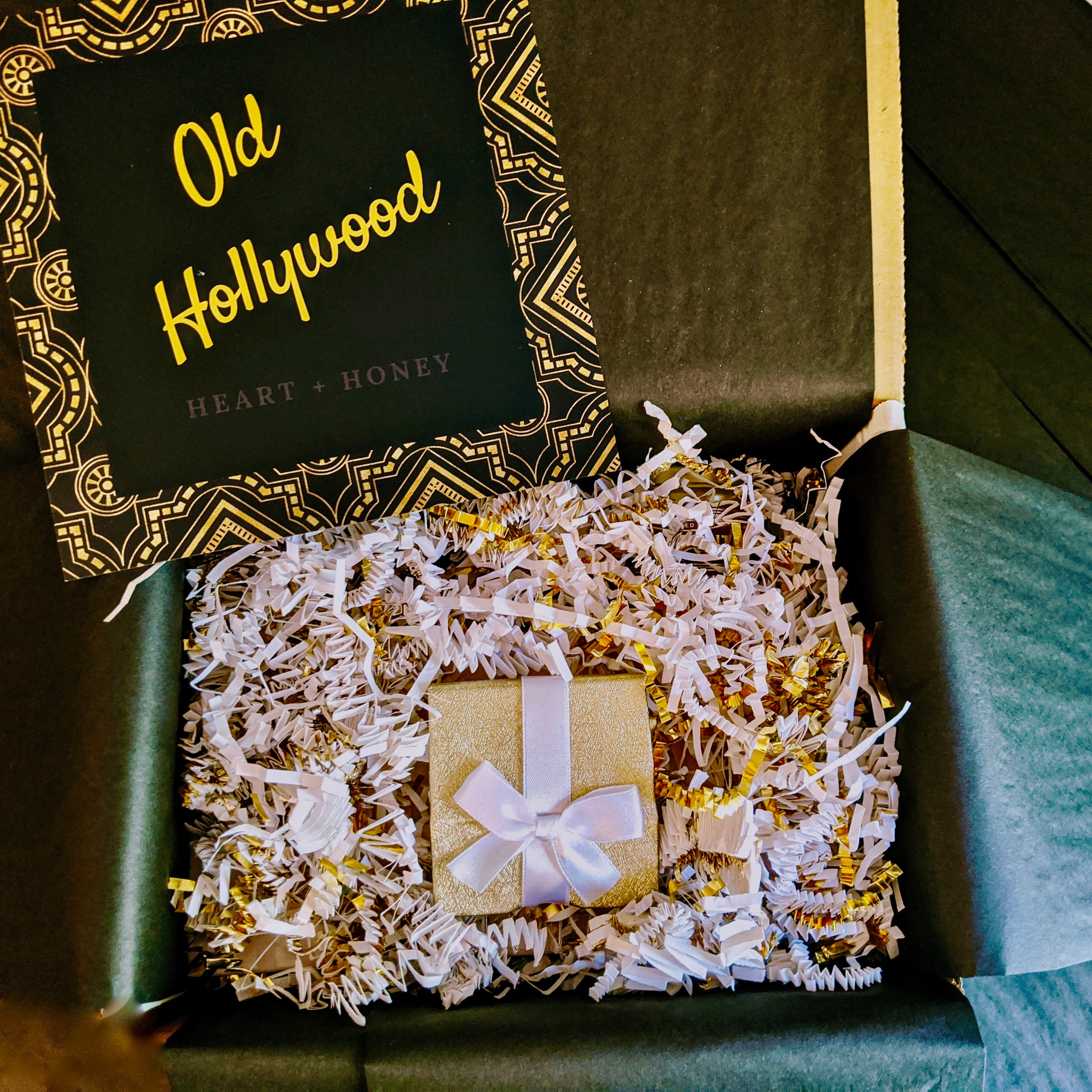 The Old Hollywood Box