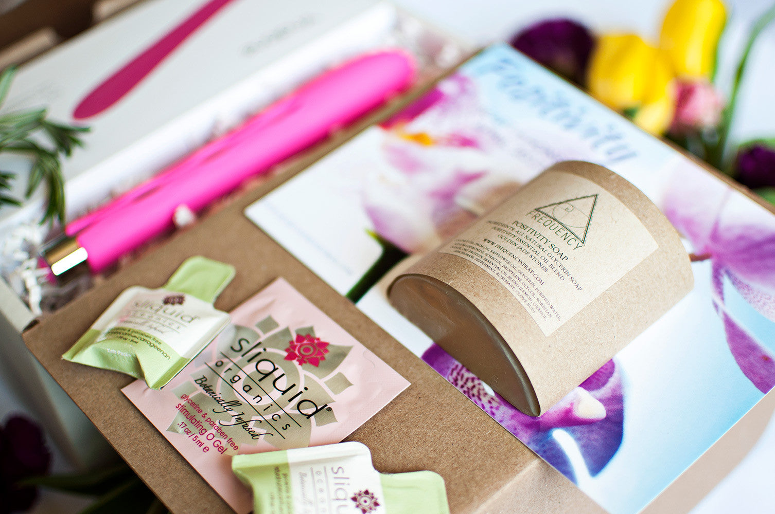 Queen Bee Box Six-Month Subscription