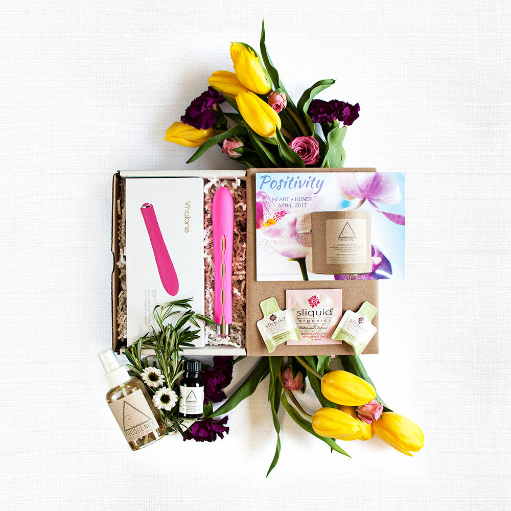 Queen Bee Box - Monthly Subscription