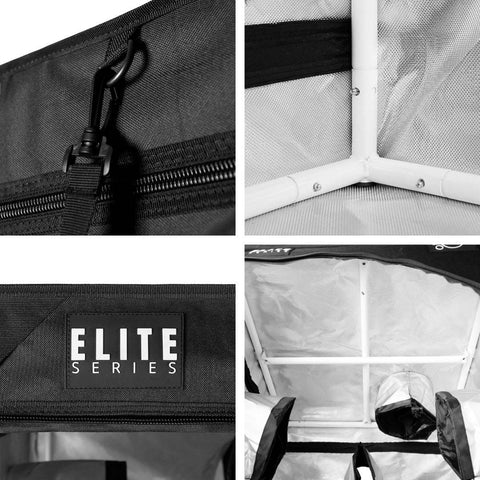 Eclipse ELITE Grow Tents - 240 x 240 x 200cm
