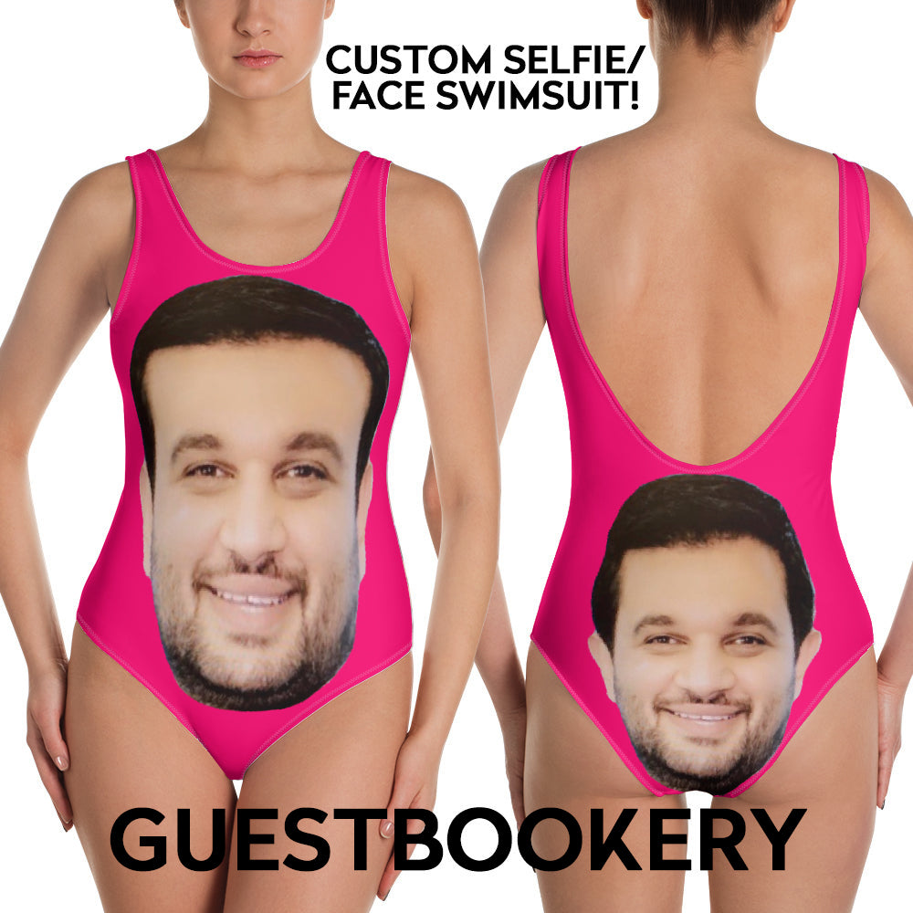 Custom Face Swimsuit - Guestbookery