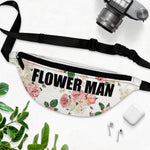 Load image into Gallery viewer, Guestbookery Flower man fanny pack