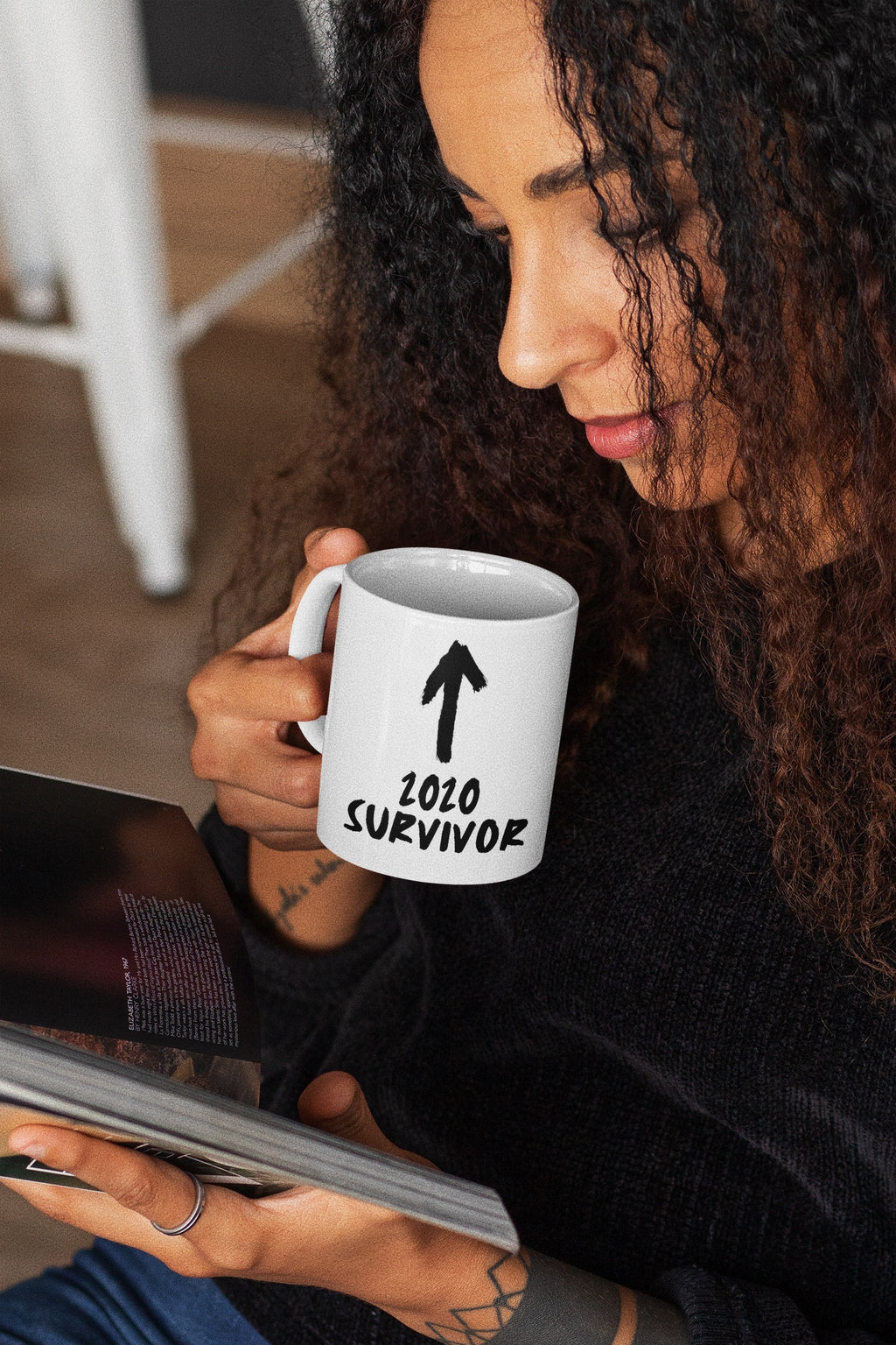 2020 Survivor Mug - Guestbookery