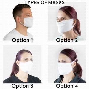 Guestbookery Face Masks