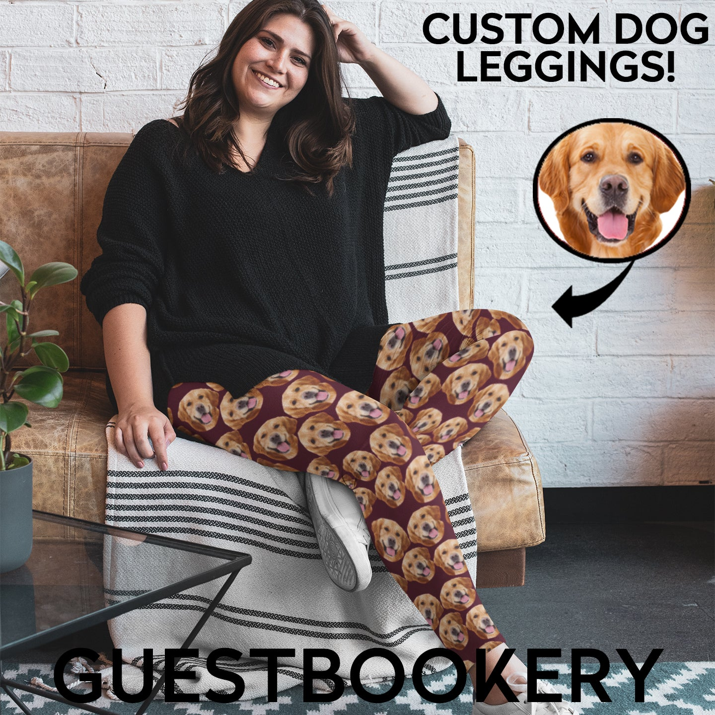 Custom Pet Leggings