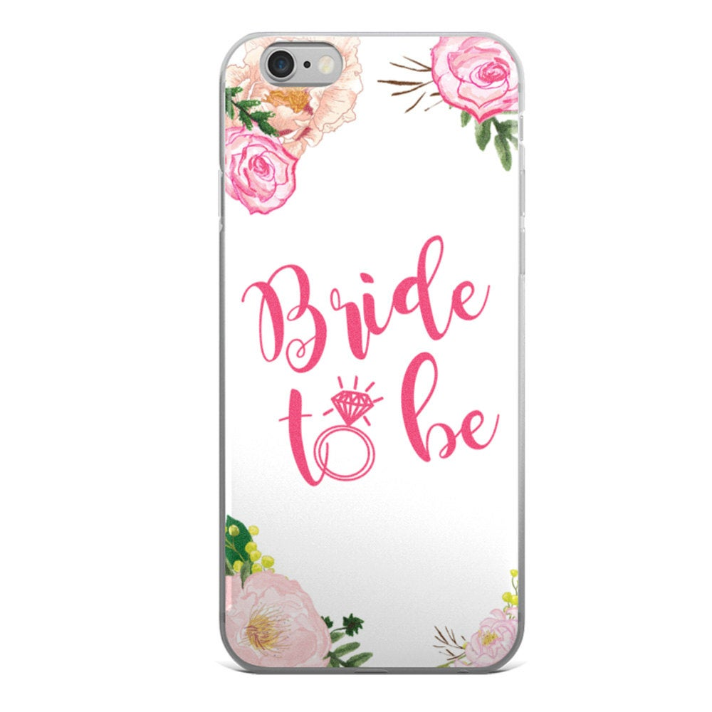 Bride To Be Phone Case - Guestbookery