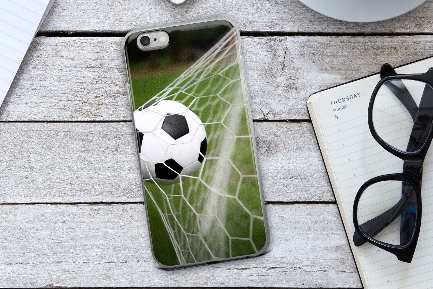 Soccer Phone Case - Guestbookery