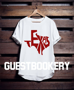 Texas T-shirt - Guestbookery