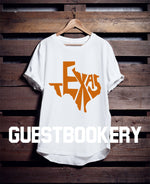 Load image into Gallery viewer, Texas T-shirt - Guestbookery