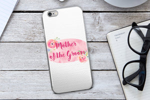Mother Of The Groom Phone Case - Guestbookery