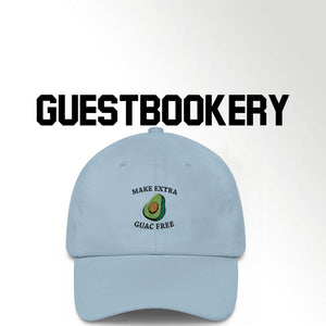 Make Extra Guac Hat - Guestbookery