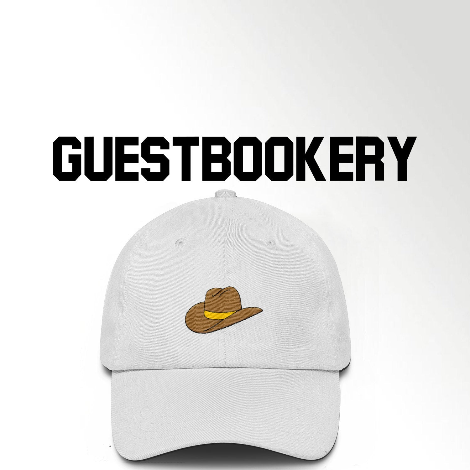 Cowboy Dad Hat - Guestbookery