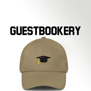Graduation Cap Hat - Guestbookery