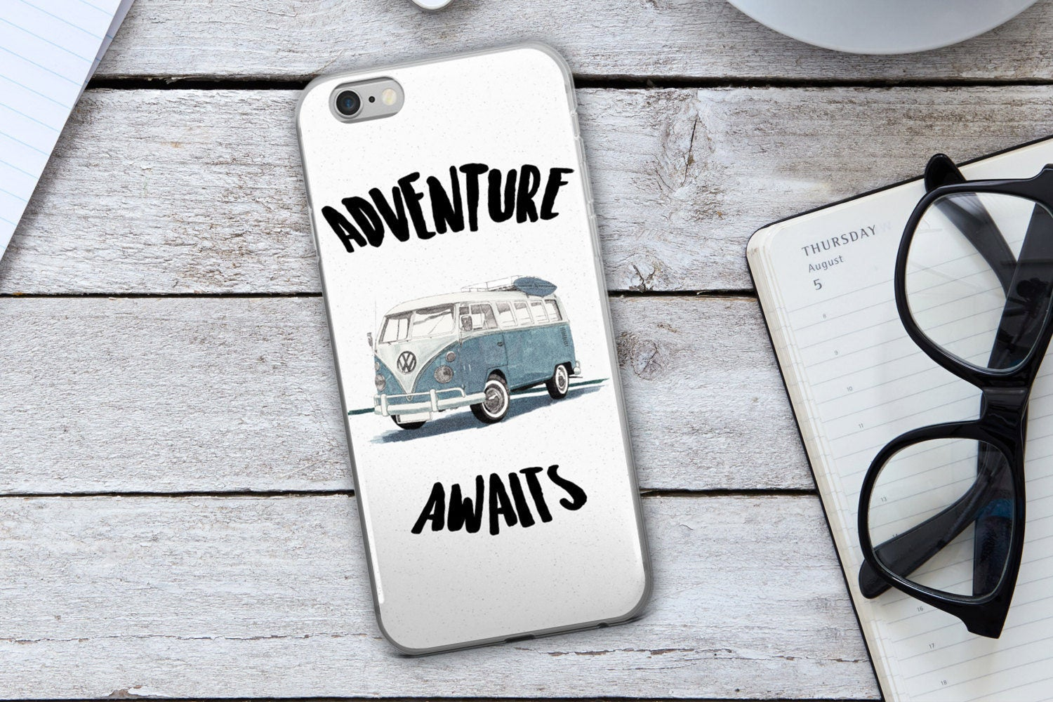 Adventure Awaits Phone Case - Guestbookery