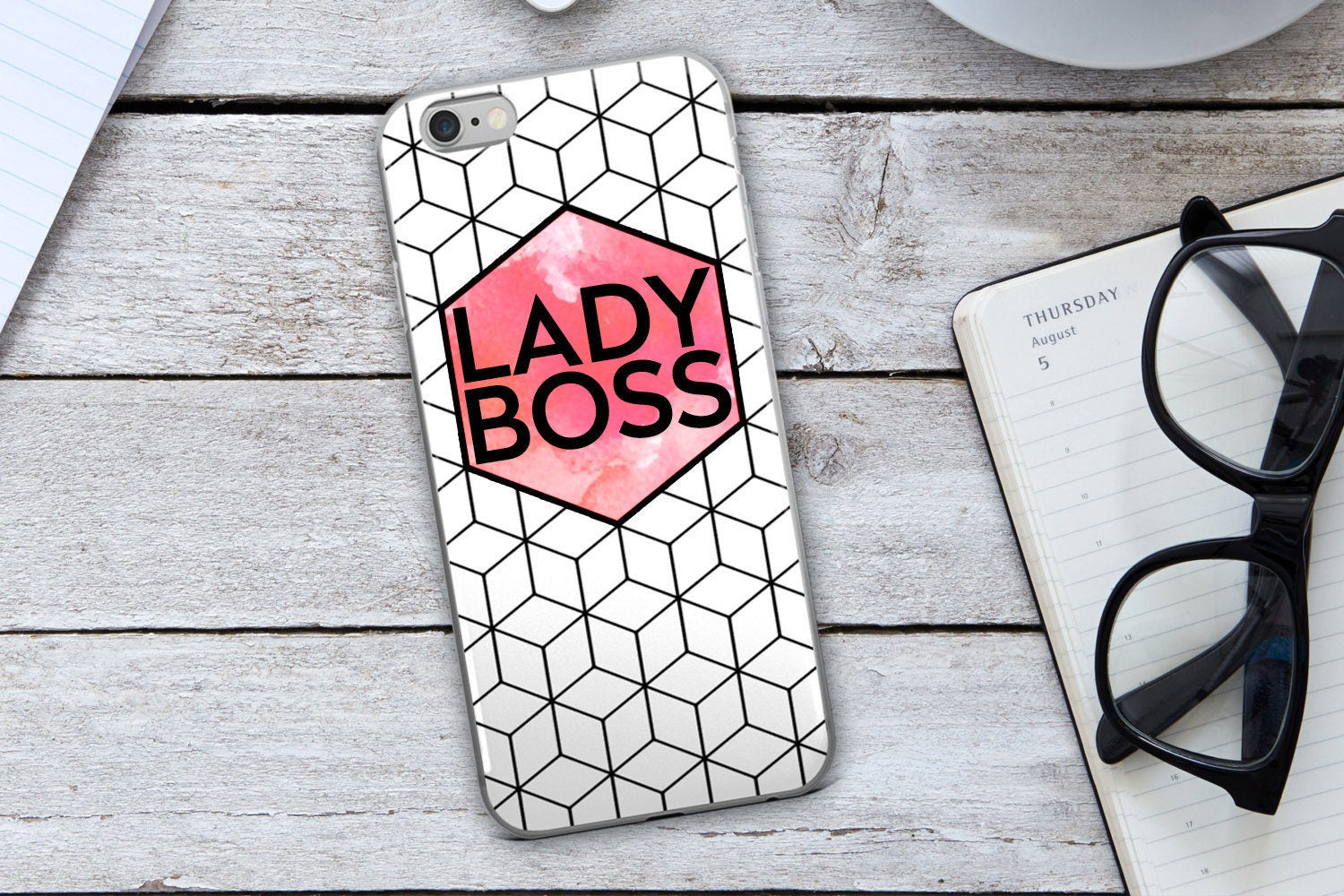 Lady Boss Phone Case - Guestbookery