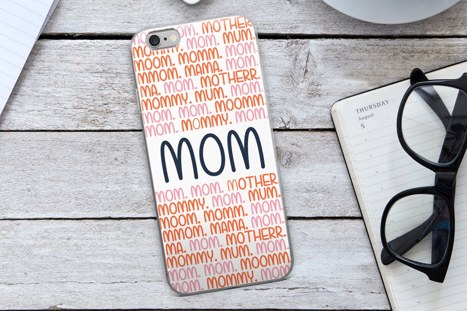 Mom Phone Case - Guestbookery