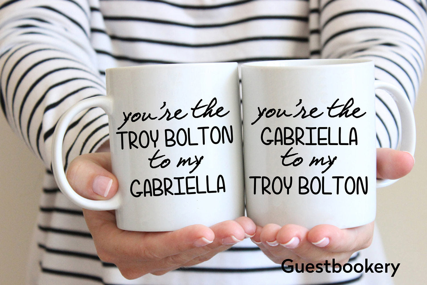 High School Musical Mugs - Guestbookery