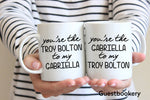 Load image into Gallery viewer, High School Musical Mugs - Guestbookery