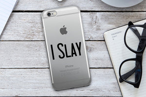 I Slay Phone Case - Guestbookery