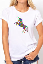 Load image into Gallery viewer, Unicorn T-shirt - Guestbookery